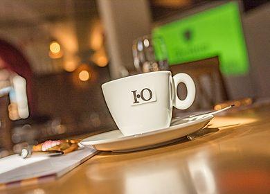 Kaffeetasse, Kaffee macht munter, Tagung, Bildung in der Ritterstube, Hotel Arthus, Mittelalterhotel, Aulendorf