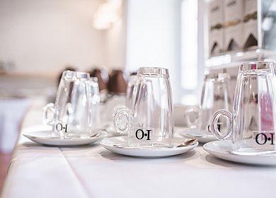 Teestation, Details Tagung im Hotel Arthus, IO, Schlaue Füchse tagen in Oberschwaben