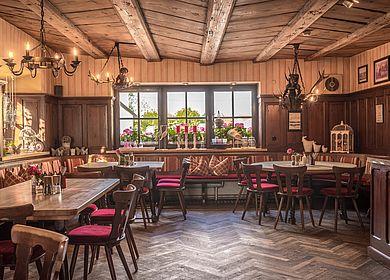 Wirtschaft, Restaurant, Gasthaus zum Rad, Schwäbisch-regionale Küche, Aulendorf