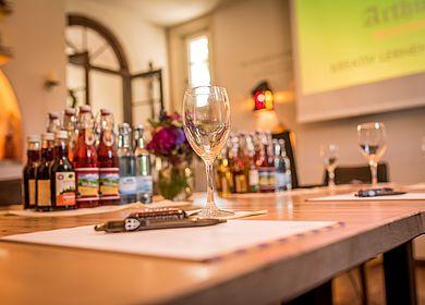 Kreativ Tagen und Feiern, Tagung, Hotel Arthus, Tagungsraum Refektorium, Tagungspauschale, Aulendorf