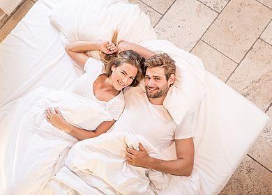 Zeit zu zweit, Paar, Liebespaar, Kururlaub, Liebesurlaub, Hotel Arthus