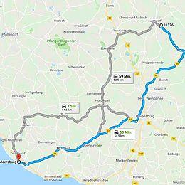 Route Hotel Arthus-Meersburg, Tagesausflug, Ausflug an den Bodensee, Meersburg